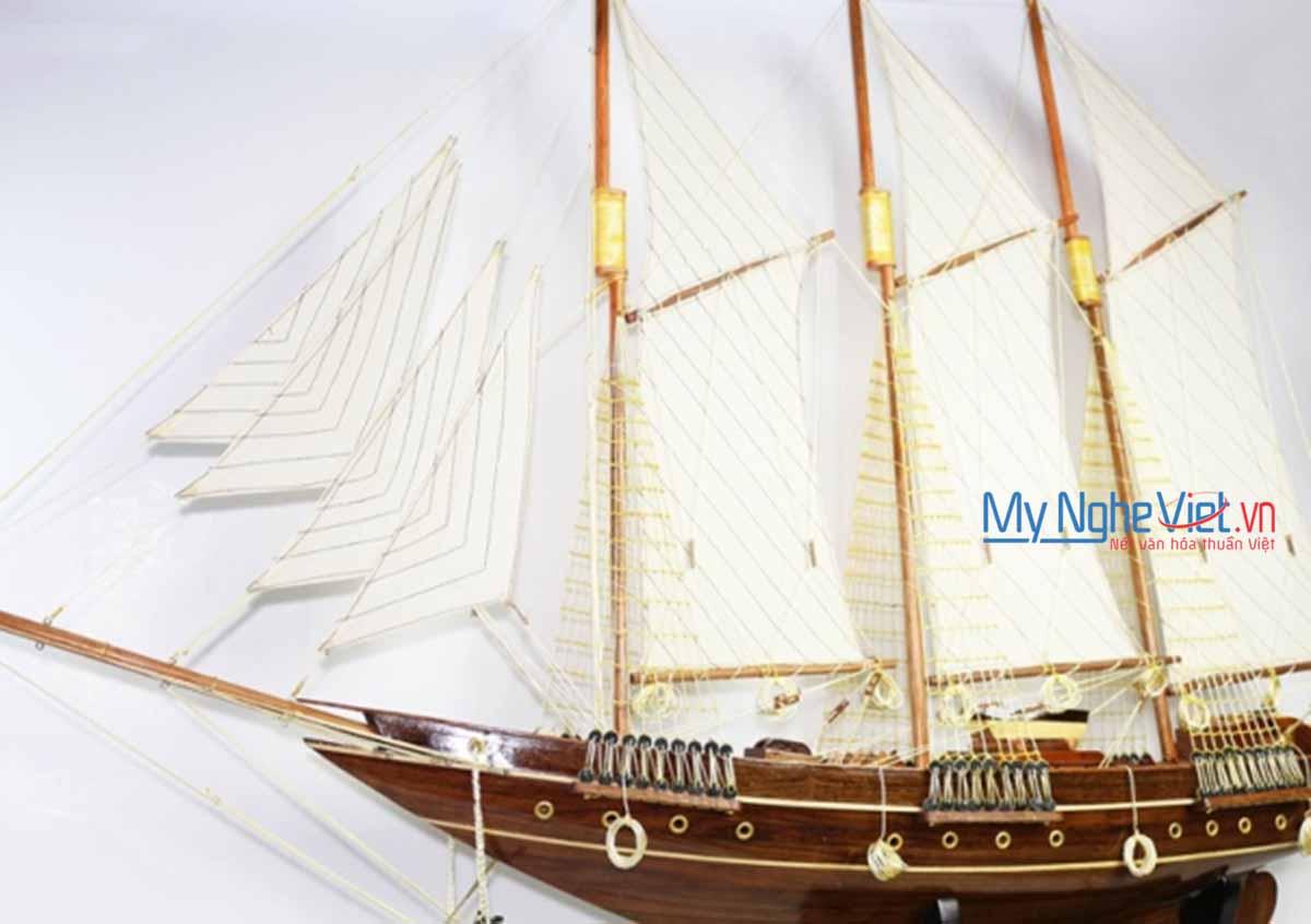 Mô hình tàu thuyền thuyền chở hàng Atlantic MNV-TB20