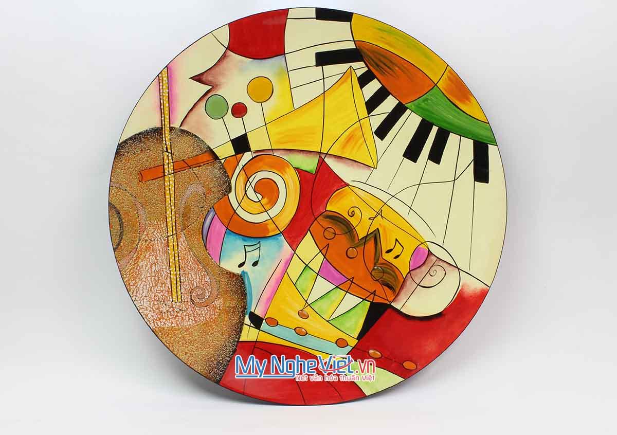 Tranh sơn mài Picasso MNV-VIP01