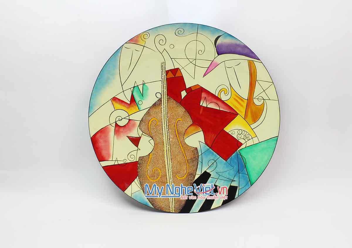 Tranh sơn mài Picasso MNV-VIP02