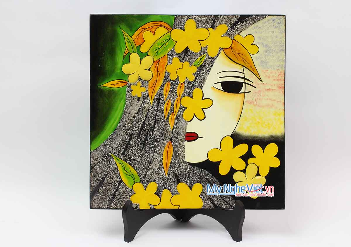 Tranh sơn mài Picasso MNV-VIP08